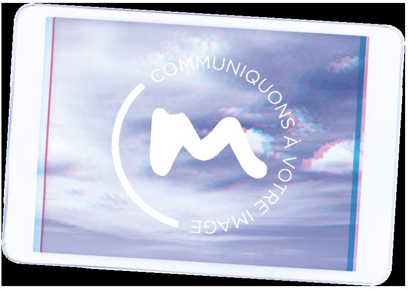 M-créa votre communication print web et vidéo à Paris et en seine-et-Marne